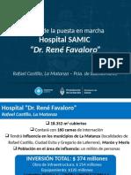 Hospital Dr SAMIC Rafael Castillo - La Matanza