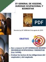 Ley General de Higiene y Seg Ocupacional 16998