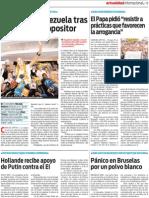 Diario Popular 27 de noviembre de 2015