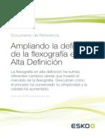 Extending Definition of Hd Flexo Es