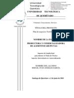 Proyecto Tortillas