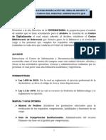 Propuesta Estructuración Cargos Archivo y Biblioteca