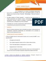 Regulamento ADM8 Projeto de Integrador II