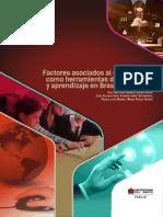 Factores asociados al uso de las TIC como herramientas de enseñanza y aprendizaje en Brasil y Colombia