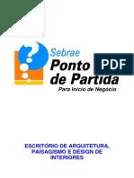 Escritório de Arquitetura, Paisagismo e Design de Interiores