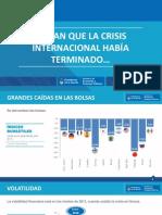 Crisis internacional y mercado de capitales para PyMes Argentina