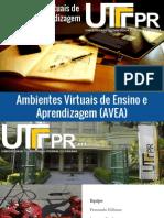 Ambientes Virtuais de Ensino e Aprendizagem (AVEA)