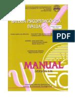 5 Manual Evalua 5