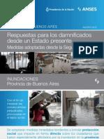 Obras para damnificados indundaciones Bs As 12-08-15