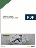Catalog de Stagii DYF 28 OCT 2016