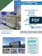 Inauguración Centro de Medicina Nuclear Entre Ríos