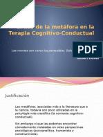 El uso de la metáfora en la psicoterapia conductual