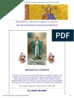 El Camino de Maria . Edicion 949. Jesucristo Rey Del Universo