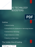 CMOS technology boosters