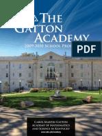 Gatton Academy 2009-10 School Profile