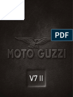 Motoguzzi V7II Brochure