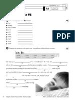 Ch1 Grammar Quizzes 8