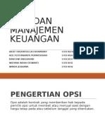 Opsi Dan Manajemen Keuangan Ppt-1