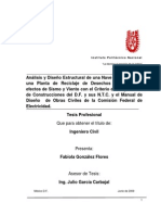 ANALISIS Y DISENO (Nave Industrial Con Sismo)
