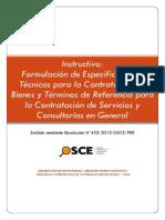 Instructivo Elaboracion Eett y Tdr Versión PDF