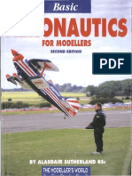 Basic Aeronautics for Modellers