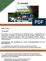 Diseño organizacional - EL AGUAJE