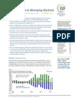 IIF Capital Flows Report 10 15