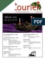 December 2015 Courier