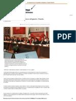 16-11-15 La transparencia en mi gabinete es obligatoria - Claudia Pavlovich - El Reportero