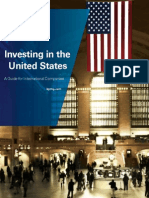 Investing in the United States, 2011