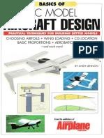 Basics Of Rc Model Aircraft Design Pdf