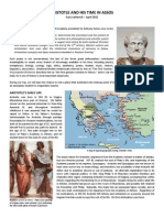 Linkevich - Aristotle in Assos