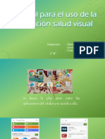 Manual para el uso de la aplicación Salud Visual