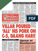 Dyaryo Magdalo Volume 33