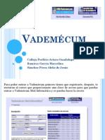 VADEMÉCUM-RECETA