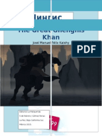The Great Ghenghis Khan