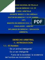 Diapositivas Curso Arbitraje -Fac. Derecho Unt 2014 i