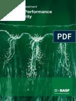BASF Catalogo Tratamiento Aguas Residuales
