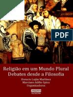 Religião Em Um Mundo Plural