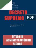 Marco Legal Explicación Leyes