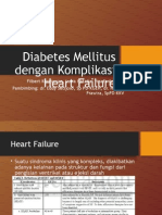 Diabetes Mellitus Dengan Komplikasi Heart Failure