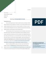 peer review of topic proposal lt 1