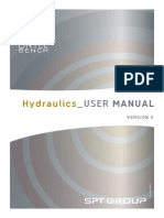 SPT Hydraulics User Guide