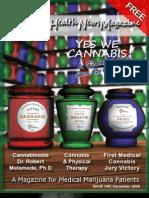 Cannabis Health News Magazine December 2009