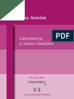 Literatura y Artes Visuales