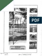 Pile Foundation and Design - EDRC