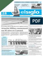 Edicion Impresa El Siglo 28-11-2015