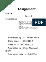 Adnan Khan Cu 186 2013