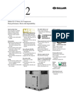 Sullair Compresor LS12