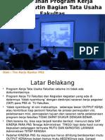 Gambaran Sistem Aplikasi Renja terintegrasi SKP PNS